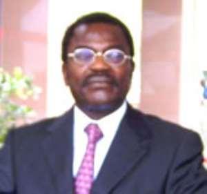 Dr. Paul Acquah - Governor - Bank of Ghana.